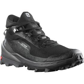 Salomon Cross Over Chukka GTX Shoes Women, black/magnet/black